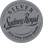 Sydney Royal-2018 Fine Food-Silver PNG